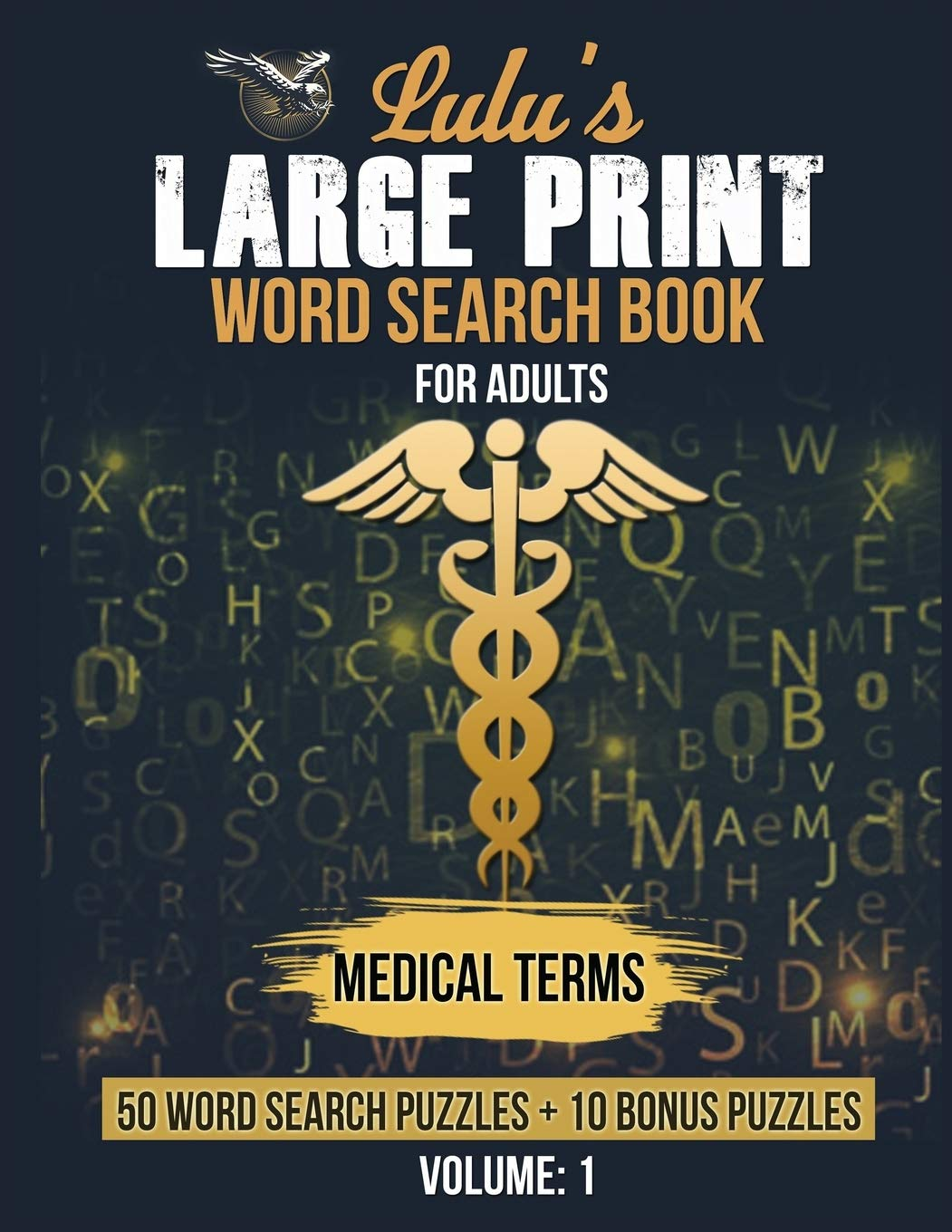 - Amazon.com: Lulu's Large Print Word Search Book For Adults