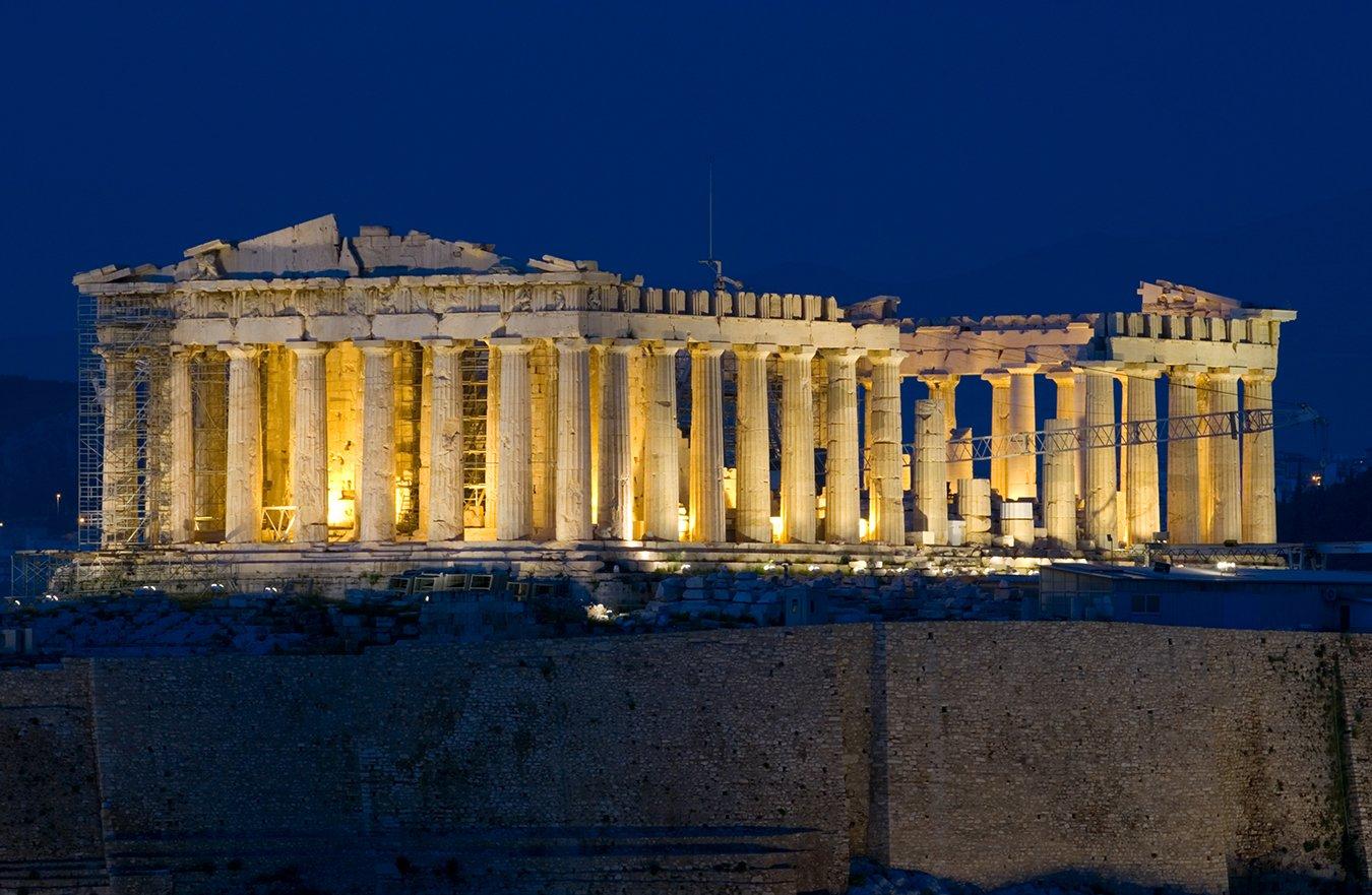 Bilderdepot24 Vlies Fototapete - Akropolis Akropolis Akropolis - 230x150 cm - mit Kleister – Poster – Foto auf Tapete – Wandbild – Wandtapete – Vliestapete B06XMXT2L4 Wandtattoos & Wandbilder 6cca7d
