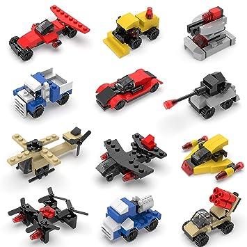 Amazon.com: Juguetes divertidos nanoblock para vehículos ...