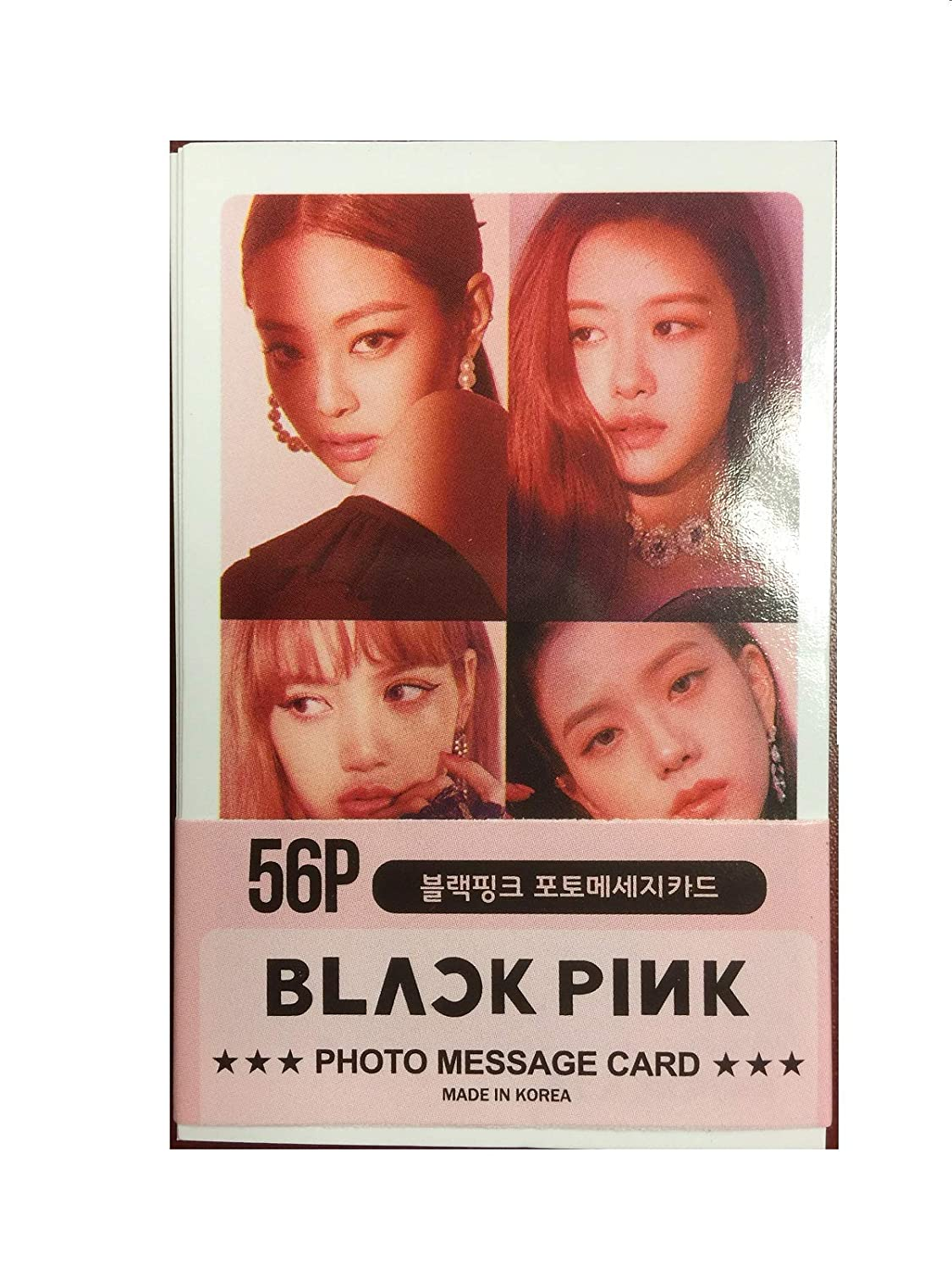 Blackpink Photocards Set X 56 [importadas] Xsr