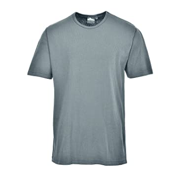 Portwest - Mangas cortas térmica camiseta b120grrxxxl, gris, xxxl: Amazon.es: Industria, empresas y ciencia