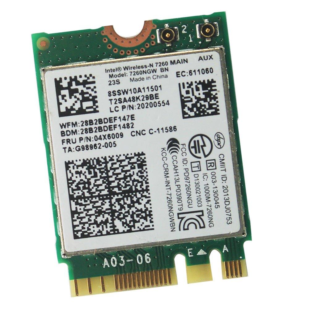 Amazon.com: Intel 7260 NGW 7260bn 7260 BN Wireless-N 7260 ...