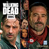 The Walking Dead 2018 Wall Calendar
