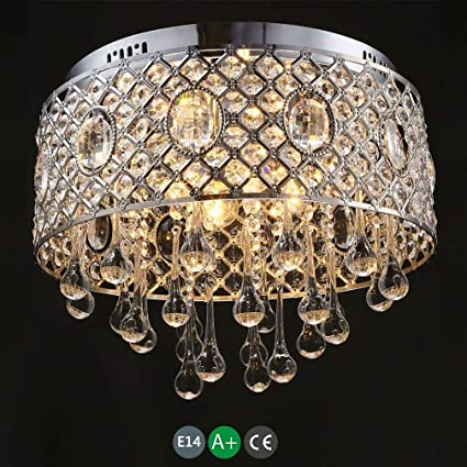 XFZ Lámpara de Techo de Dormitorio de lámpara de Techo de ...