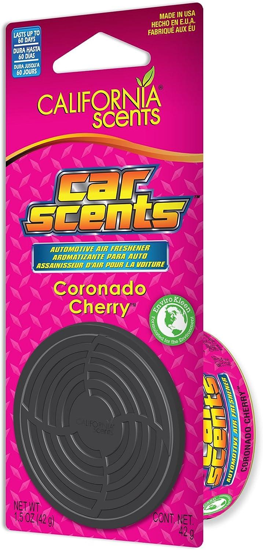 California Scents Ccsp407 Lufterfrischer Coronado Cherry Auto