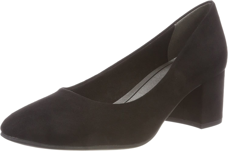 TALLA 37 EU. MARCO TOZZI 2-2-22403-31 001, Zapatos de Tacón para Mujer