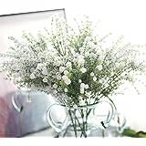Euone Artificial Gypsophila Floral Flower Fake Silk Wedding Party Bouquet Home Decor