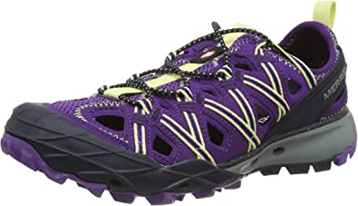 Merrell Choprock Shandal, Zapatillas Impermeables para Mujer ...