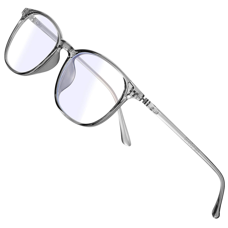 Black-Bright Blue Light Blocking Glasses Computer Glasses FEIDU Blue Light Glasses FD8001