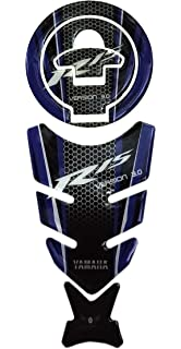 SIGN EVER Bike Stickers Yamaha R15 White Decals L x H (15 x 3) Cms