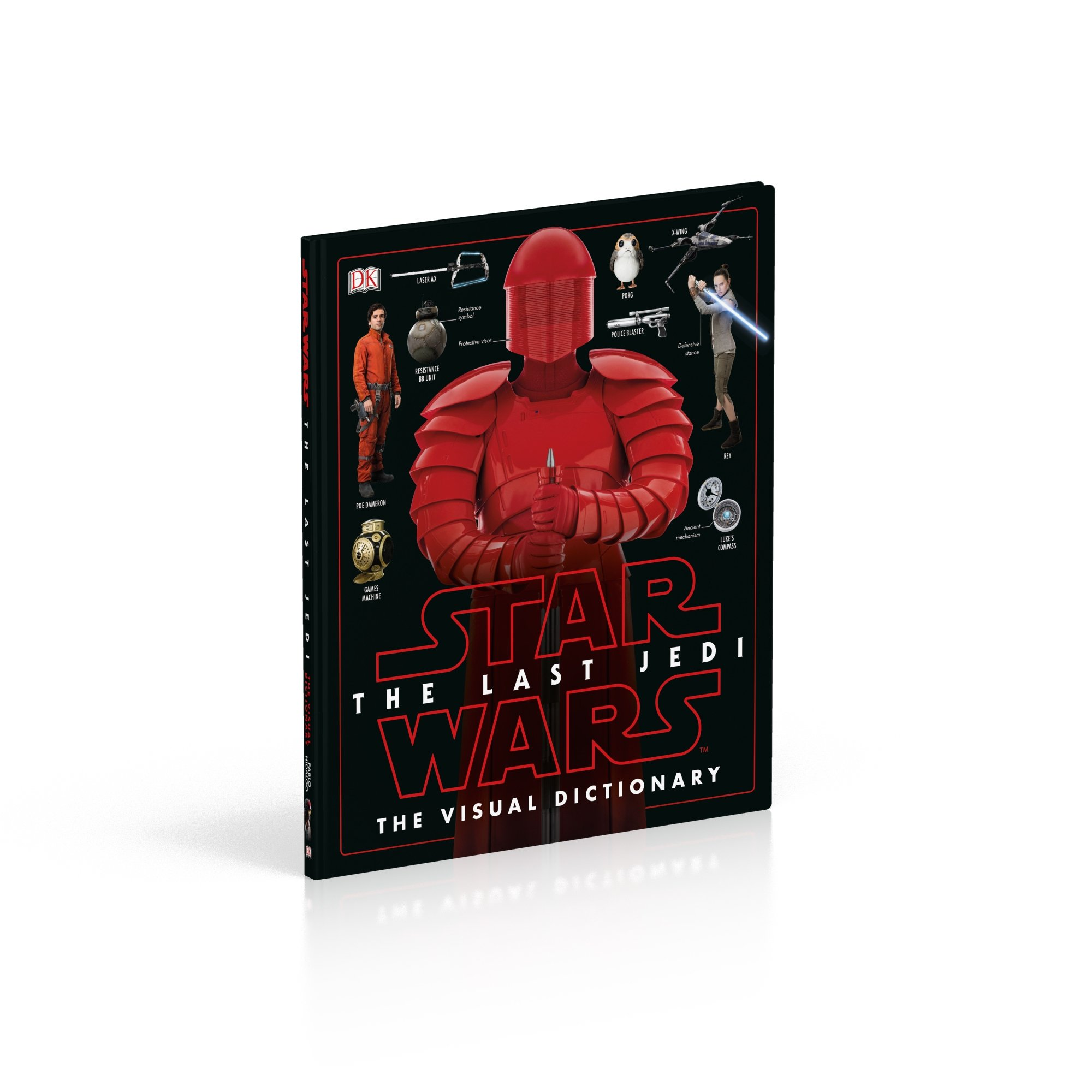 Star Wars The Last Jedi  The Visual Dictionary by DK Publishing (Image #6)