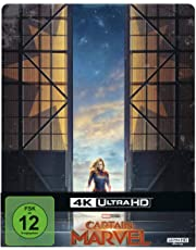 Captain Marvel 4K-UHD