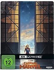 Captain Marvel 4K Ultra HD Steelbook (Limited Edition)