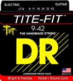 DR Strings Tite Fit Electric Round Core 9-42
