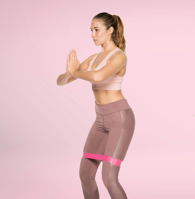 Widerstandsbänder Gymnastikband Fitnessbänder in verschiedenen Stärken