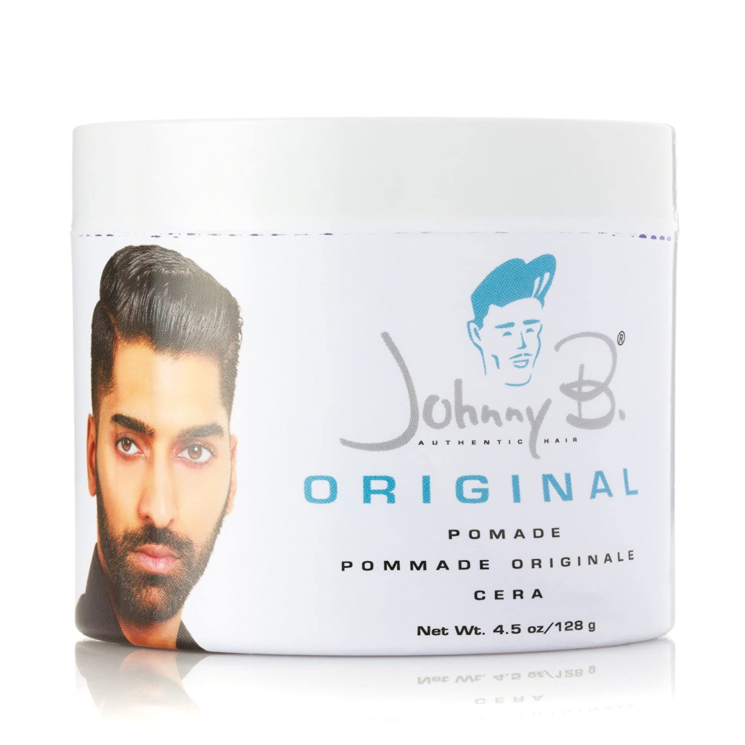 Johnny B Original Brilliant Shine Pomade (3 oz) 2001