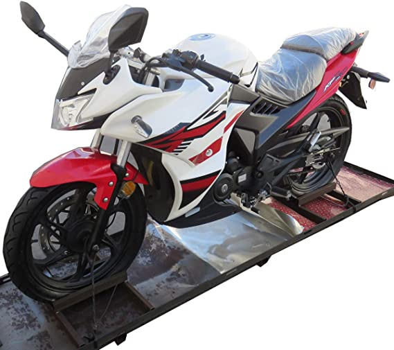 Lifan 200cc Adult Motorcycle Gas Motorcycle Moped Scooter KPR 200(2017) Fuel Injection Fully Assembled