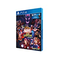 Marvel Vs Capcom Infinite - Edição Limitada - PlayStation 4
