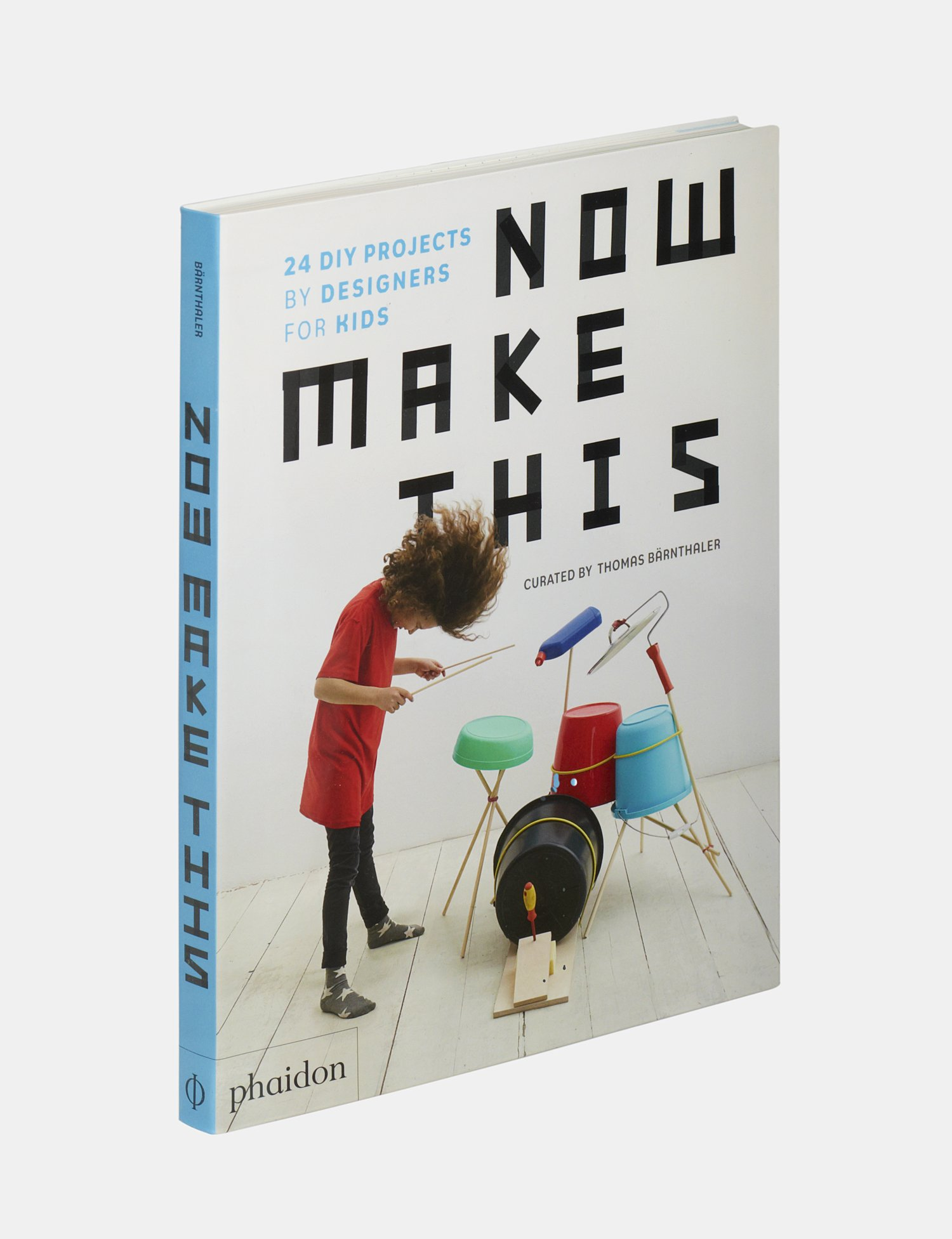 Now make this 24 diy projects by designers for kids thomas b now make this 24 diy projects by designers for kids thomas brnthaler 9780714875309 amazon books solutioingenieria Choice Image