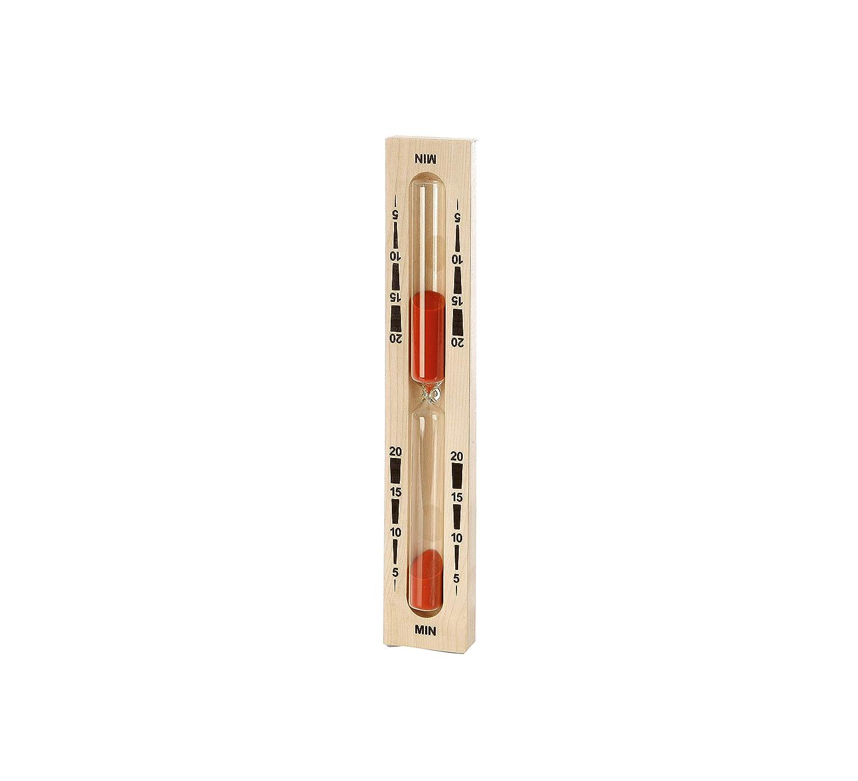 Eliga - Clessidra, colore: Sabbia rossa