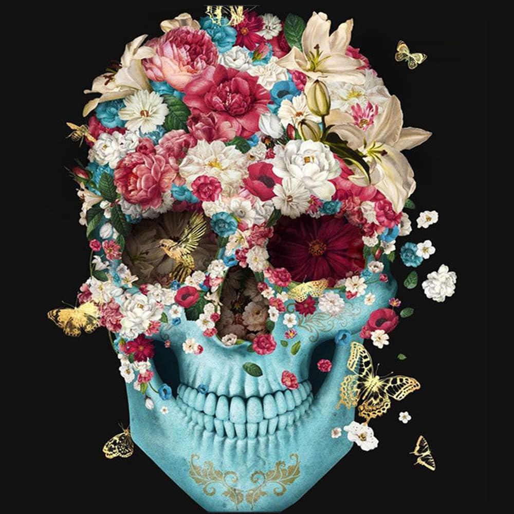 color instructions doves carpe diem DIY tote kits variety of patterns roses lined skulls sailor skulls  18 x 22
