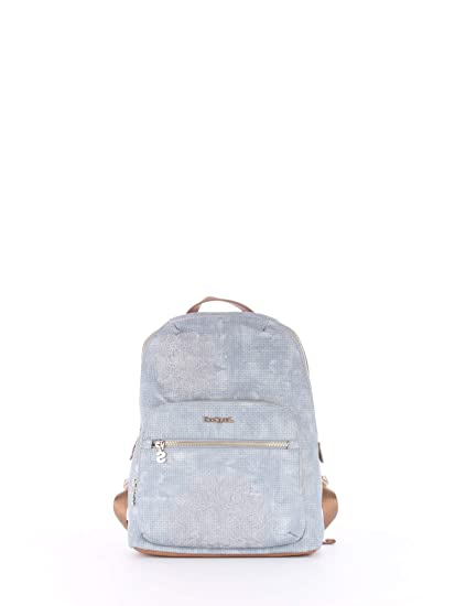shop best sellers first rate low priced DESIGUAL Backpack ATILA LIMA Female Light blue- 19SAXPG6 ...