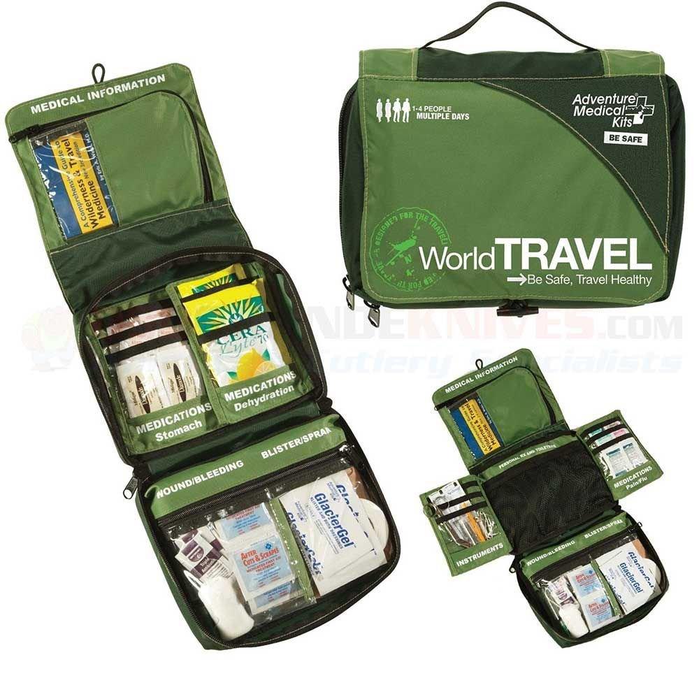 Adventure Medical Kits World Travel Medical Kit by Adventure Medical Kits