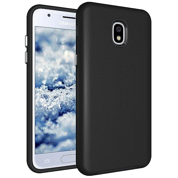 hot sale online d6a2d 2a8b6 Samsung Galaxy Amp Prime 3 Case, Galaxy Amp Prime 3 Hybrid Case, Galaxy Amp  Prime 3 Shockproof Case, Hybrid Rugged Case Ballistic Nylon Tough Case ...
