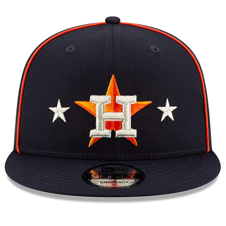 Navy New Era Houston Astros 2019 MLB All-Star Game 9Fifty Snapback Adjustable Hat
