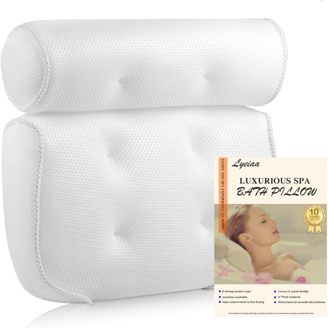 Lyeiaa Premium Best Bath Pillows