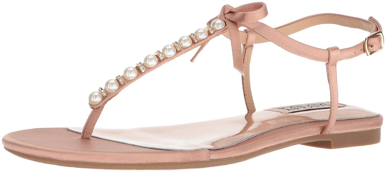 8c99d98ad Amazon.com | Badgley Mischka Women's Honey Flat Sandal | Flats