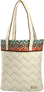 product image for Cinda b. Essentials Tote, Ravinia Ivory, One Size