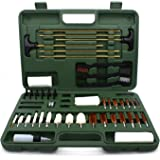 Forliver AR15 / M16/ M4 Cleaning Kit Universal Gun Cleaning Kit, Portable Metal Brushes Pistol Cleaning Kits