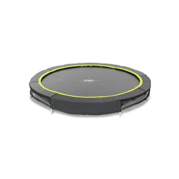Exit Silhouette Bodentrampolin Amazon Co Uk Sports Outdoors