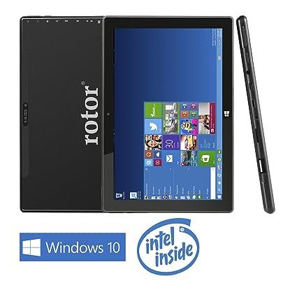 rotor® 10 pulgadas Tablet PC, pantalla IPS 800 x 1280 HD, Windows 10 tablet pc ...