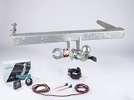 Mundo Muñeco 7z010241 VW T5 + T6 (Combi, buzón, Multivan) Remolque extraíble