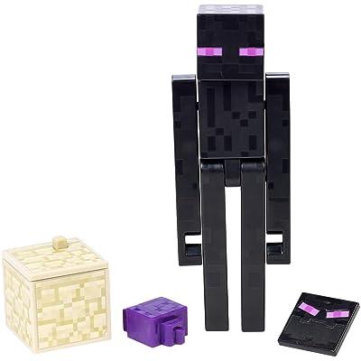 Minecraft Comic Maker Enderman Action Figure: Toys & Games