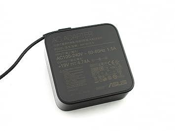 ASUS 04G266006022 Cargador Original 90 vatios: Amazon.es ...