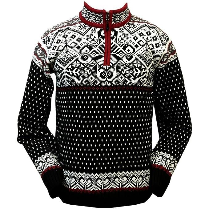 Amazon.com: ICEWEAR Baldur - Sudadera de algodón noruego 100 ...