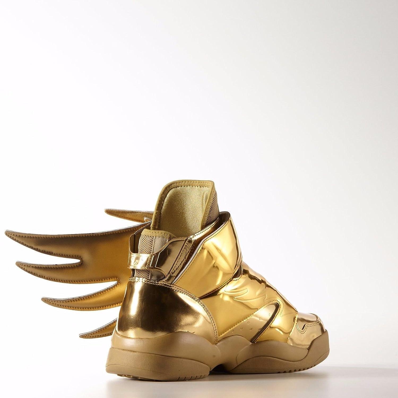 adidas gold wings jeremy scott