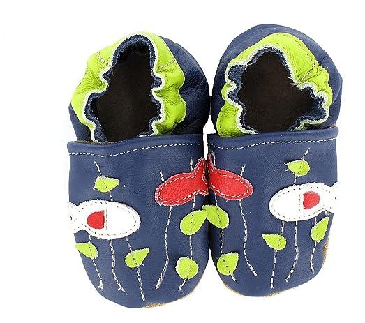 Zapatos azules Hobea Germany infantiles W1zfKwSXH