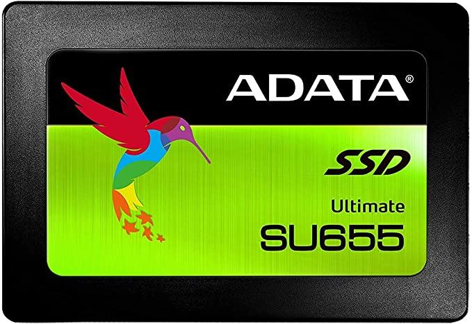 Amazon.com: ADATA SU655 240GB 3D NAND 2.5 inch SATA III High Speed Read up to 520MB/s Internal SSD (ASU655SS-240GT-C): Computers & Accessories