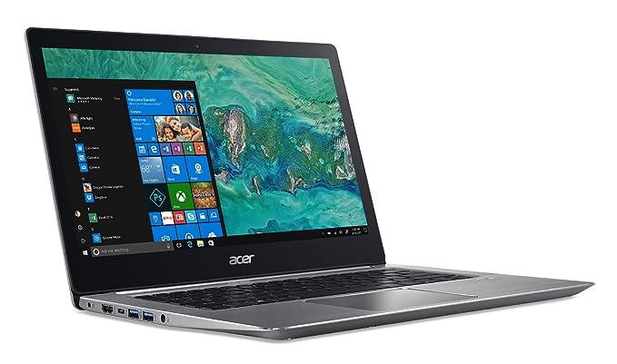 Acer Swift 3, 8th Gen Intel Core i5-8250U, NVIDIA GeForce MX150, 14