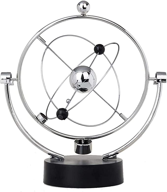 Desk ToysUSB Perpetual Motion Machine Model Educational Science Toys Office