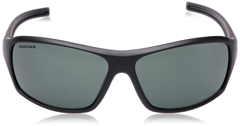 Fastrack Damen Accessoire Sonnenbrille schwarz matte black 50 ...