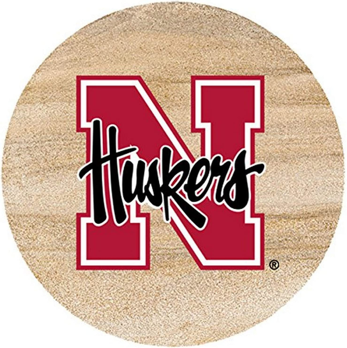 Thirstystone Drink Coaster Set University of Wisconsin