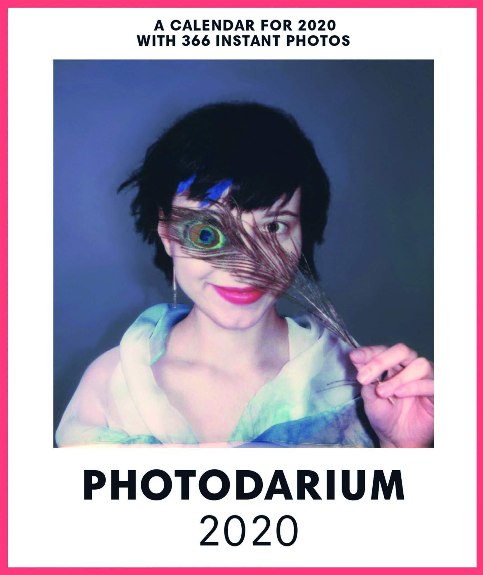 PHOTODARIUM 2020  Every Day A New Instant Photo  Calendars 2020