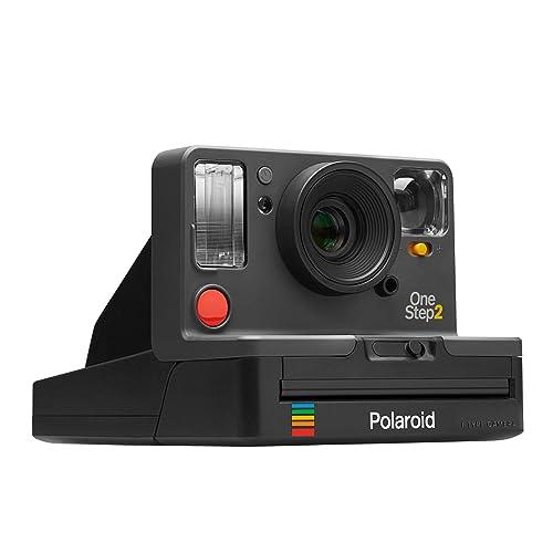 Polaroid Originals 9009 New One Step 2 View Finder Instant i-Type Camera - Black