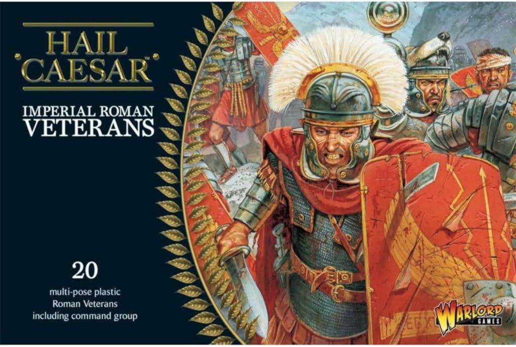 Pack Of 20 Roman Veteran Miniatures Warlord Games SG/_B003R47B30/_US