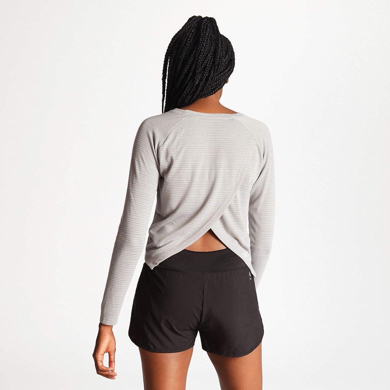 Dare 2b Womens Renovate Lightweight Quick Drying Long Sleeve Long Sleeve Top